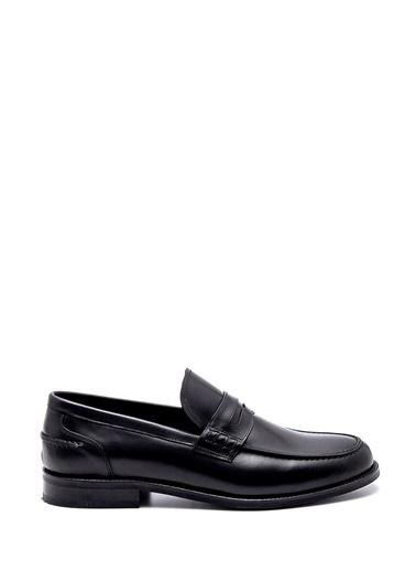 Derimod Erkek Ayakkabı(262) Klasik Siyah